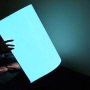 Светопанель А0 белая (118,8 х 84 см), Электролюминесцентная панель фото