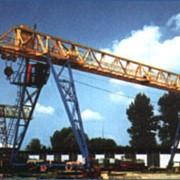 Кран козловой электрический ККС 12,5 - 32 грузоподъемность - 12,5тн фото