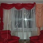 Индивидуальный пошив штор, гардин фото