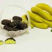 """Зефир """"Банан в шоколаде """" фото"""