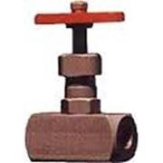 Клапан запорный 15с54бк Ду25 Ру160 фото
