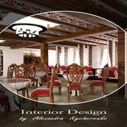 Дизайн ресторана, кафе, бара в Крыму фото