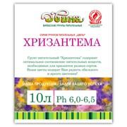 Грунт торфяной питательный Хризантема фото