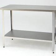 Стол производственный СПРО-7-7 фото