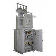 Мачтовые подстанции КМТП-100/10(6)-0,4 ТМ, ТМГ-100-10(6)/0,4 У1 фото