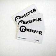 Магнитная карта для персонала R-Keeper фото