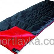 Спальный мешок High Peak Ranger / +7°C Right Black/red 922761 фото