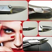 Кусачки для ногтей XXXL c кожаным чехлом фото