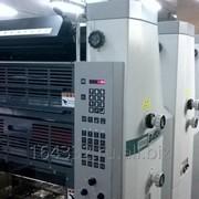 Офсетная печатная машина Hamada B452A-I фото