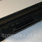 Эко картридж HP LaserJet P1102 (CE285A) фото