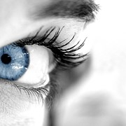 Субатрофия глаза фото