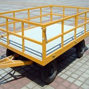 Трейлер грузовой фото