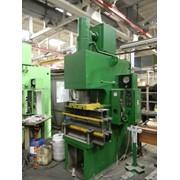 Пресс гидравлический PYE-100, полностью восстановлен, модернизирован фото