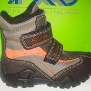 Зимние ботинки IMAC с системой IMACTex фото