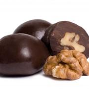 Орехи грецкие в шоколаде фото