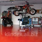 Полимерные полы для гаражей фото