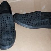 Туфли летние мужские фото