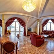2-комнатные люкс апартаменты с джакузи (с балконами и панорамным видом на море) фото