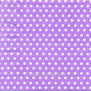 Салфетка для декупажа Горошек на фиолетовом фото