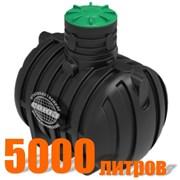 Подземный резервуар РПУ-5000 (пластиковый) фото