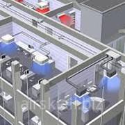 Проектирование систем кондиционирования административных зданий фото
