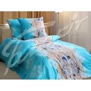 Комплект постельного белья 1,5 спальный арт 3639 фото