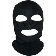Маски и шлемы полнолицевые, Шлем маска вязанная фото