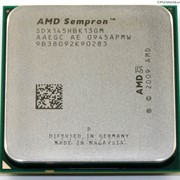 Процессор AMD Sempron LE-145 AM3 Tray (SDX145HBK13GM) фото