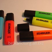 Маркер текстовый STANGER,E303,1-5 мм. фото