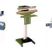 Пленкосвариватели (Запайщики) импульсные и прямого (постоянного) нагрева фото
