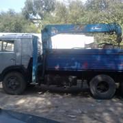 Услуги манипулятора в Алматы фото