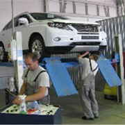 SMS (Stock Maintenance Service) - предпродажная подготовка автомобилей БЛГ ВиДи Логистикс в г. Вишневое фото