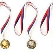 Медаль 1 2 3 фото