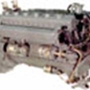 Дизель судовой ЗД12А фото