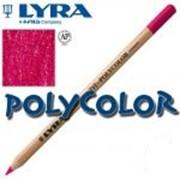 Высококачественные художественные карандаши Lyra Rembrandt Polycolor Светло-карминный фото