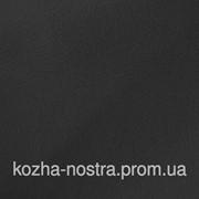 Черный кожзам биластик.Ширина 150 см. фото