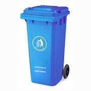 Контейнер для мусора 120 лт  фото