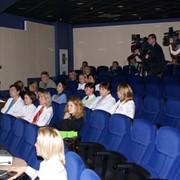 Организация и проведение конференций, круглых столов, деловых переговоров в рамках проводимых выставочных мероприятий фото