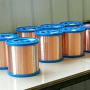Эмальпровод ПЭТ-155 0,530 мм медный обмоточный фото