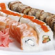Японская кухня от Planeta Sushi фото
