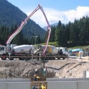 Доставка бетона и других стройматериалов фото