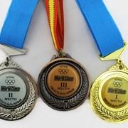 Медали, изготовление медалей, медали на заказ фото