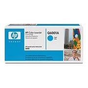 Услуга заправки картриджа HP Q6001A и Q6001A Cyan для лазерных принтеров фото