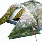 Палатка 2-х местная Forester 2 Trek Planet камуфлированная 70135 фото