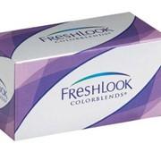 Линзы для глаз цветные FreshLook ColorBlends, Ciba Vision фото