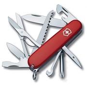 Fieldmaster Victorinox нож складной офицерский, 17 в 1, Красный, (1.4713) фото