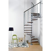 Лестницы модульные деревянные, винтовые, маршевые фото