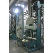 Экструдер для производства п\э плёнки HDPE, LDPE фото