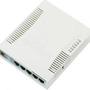 Роутер MikroTik RouterBOARD RB951G-2HnD фото