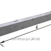 Сваи забивные железобетонные цельные, квадратного сплошного сечения 400х400 мм. марка С 100.40 – 8 фото